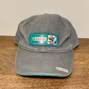 2010 FIFA World Cup CASTROL Hat. See pics